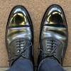 革靴のヒール修理目安!スコッチグレイン匠ジャパンに依頼予定