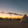 2019 初キャンプ!!DODのビッグワンポールテントに悲劇が…/竜洋海洋公園オートキャンプ場