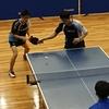 安藤大貴選手(藤ミレニアム)の大阪国際招待卓球選手権・ダブルス三回戦