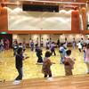 盆踊り練習1回目