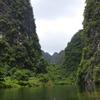 ディズニーランドよりも楽しい!ベトナムのニンビン「チャンアン」でのボート乗り