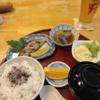 ペナンの「寿司割烹宮坂」の焼き魚定食(お昼)と今日の買い物