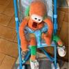 おもちゃのベビーカー購入