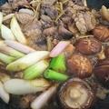 猪肉のすき焼きに初挑戦!