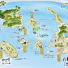 八重山諸島の島池さんぽ(沖縄県)