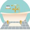 タモリ式入浴法をはじめて1年経過〜敏感肌の乾燥肌改善