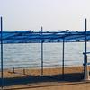 福山市鞆町のビーチカフェ『キッチンナッティ』のある小室浜海水浴場に行って来ました!