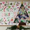 12月の壁面飾り🎄
