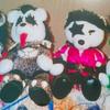 20年前に買ったKISSのクマのぬいぐるみは公式の品なのか