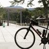 伊勢神宮とからあげ丼を求めてクロスバイクで初めての100kmライド!