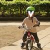 身長91.4cmの子に、へんしんバイクSを買いました