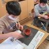 5年生:図工 ねん土を使って