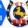 4/11(日)桜花賞(G1)の予想。クイーンC組を上位と見た。