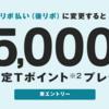Yahoo! JAPANカードのあとリボの5000pのやり方と後リボのデメリットは?やると損失危険性があるけど試すべき?