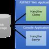 Hangfireを使ってみる (2):ClientとServerを別プロセスにしてみる