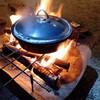 焚火でご飯を美味しく炊く方法!