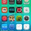 iPod touch、置き時計化作戦〜iOS時計アプリ調査〜