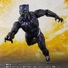 【アベンジャーズ】S.H.フィギュアーツ『ブラックパンサー -キング・オブ・ワカンダ-』可動フィギュア【バンダイ】より2020月2月発売予定♪