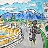 2度目の中山道六十九次歩き7日目の6(軽井沢宿から沓掛宿への道)