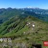 【東北】山形神室岳、北蔵王の巨大な稜線と二口山塊に挟まれた隠れた名峰を歩く