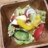 【レシピ】野菜とフルーツのマリネ(りんご、グレープフルーツ入り)