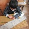 5年生:図工 立ち上がれワイヤーアート