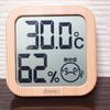 夏も冬も役に立つ、温湿度計