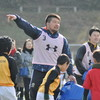 Reach out rugby charity day 笹倉選手もタジタジ?