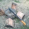 薪割り斧、最初の一本におすすめのフィスカースx25