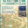 【〜2020/1/19、交野市】企画展「安見の城-私部・飯盛・河後森-」開催