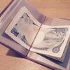 トラベラーズノート パスポートサイズを財布化計画