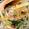 【1食163円】冷凍水漬けパスタdeあさりスープパスタの自炊レシピ