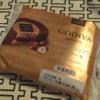 【コンビニ】ローソンのGODIVAコラボ キャラメルショコラロールケーキ