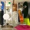 【キッチン掃除】即席使い捨てカバーで掃除をラクに!