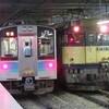 篠ノ井線コンテナ貨物83レin松本駅(2020年7月14日)
