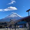道の駅 「朝霧高原」から初日の出!日の出時刻には満車・撮影スポット