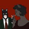 漫画「ブラックサッド 赤い魂」獣人のハードボイルドサスペンス