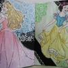 白雪姫&オーロラ姫☆完成
