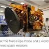 UAE's Hope Probe prepares for launch to Mars