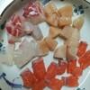 セビーチェ(ペルーの魚介マリネ)作ってみた。簡単すぐできる!