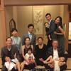 孫の誕生祝い・紀尾井町の福田家で