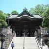 成田山新勝寺と、飛行機の絶景が見られるさくらの山公園(2007年6月の日帰りドライブ)