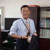 大阪市住吉区役所に吉田康人区長を訪問