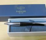パーカーParkerボールペンレビュー!替芯とインクが出ない時の対処方法