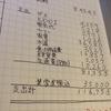 2018年11月収支 家計簿