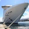 【スペイン・テネリフェ港】カナリア諸島の美しい島、テネリフェ島の港