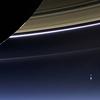 カッシーニから見た地球