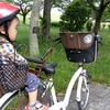 子どもと自転車、におどり公園、保育園の同窓会