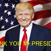 水曜日:THANK YOU Mr.PRESIDENT