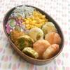 簡単チラシ寿司弁当